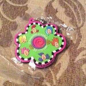 Brand new in package 2 Grrrls keychain